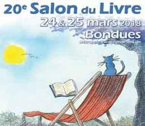 Salon du Livre Bondues – 24/03/2018